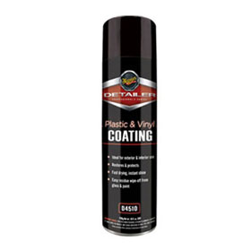 Meguiar's Detailer Vinyl and Plastic Coating, 10 oz. - D4510