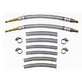 Motorvac D-Gas Bottle Adapter Set - 200-8715