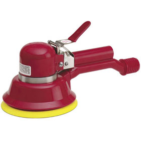 National Detroit Central Vacuum Two-Hand Random Orbital Sander