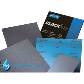"Norton 9"" x 11"" Black Ice, 1000 Grit - 39381"