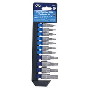 OTC 11 Piece Tamper-Resitant Torx® Plus Socket Set - 5905