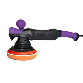 RBL Products 21mm Random Orbital Polisher With Inspection Light Polisher - 23001