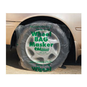 RBL Products Plastic Wheel Bag Maskers