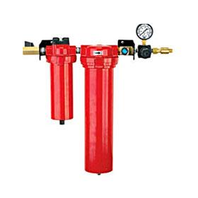 """RTI Eliminator®II Desiccant Dryer, Reg. Outlet, 1/2""""/3/8"""" - EH4000-3R"""