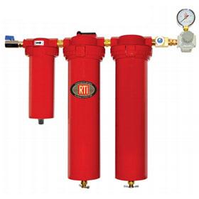 RTI Eliminator II Desiccant Dryer - EH7000-3R