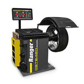 Ranger 2D Quick-Touch™ Wheel Balancer with 36mm Shaft - 5140305