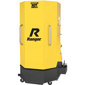 Ranger Professional Spray Wash Cabinet w/ Skimmer - RS-500D