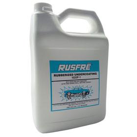 Rusfre Black Rubberized Spray-On Undercoating