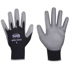 SAS Pawz Polyurethane Coated Palm Gloves