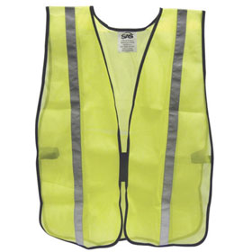 SAS Basic Safety Vest, Yellow - 6823