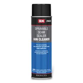 SEM Sprayable Seam Sealer Gun Cleaner - 29433