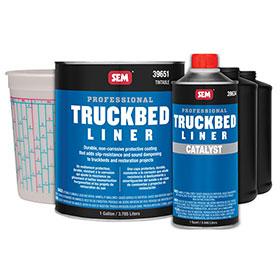 SEM Tintable Truck Bed Liner Kit - 39650
