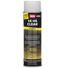 SEM 1K HS Clear, 15.5 oz Aerosol - 40903