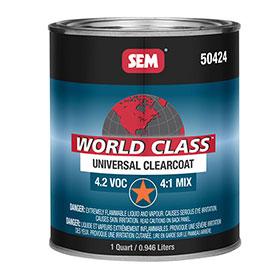 SEM World Class Universal Clearcoat