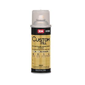 SEM Custom Fill, 16 oz Aerosol, Case (12) - 61993