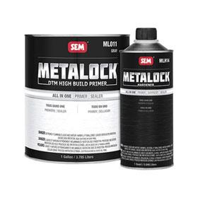 SEM Metalock DTM High Build Gray Primer Kit - ML010