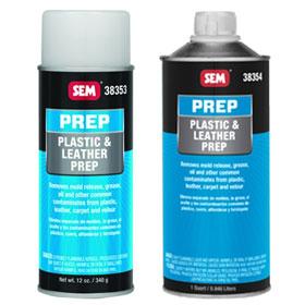 SEM Plastic/Leather Prep