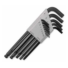 SK Tools 13 Pc Hex Key Set, SAE - 19623