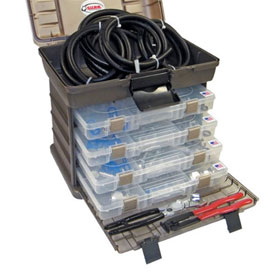 SUR&R Deluxe Kit Deluxe A/C Line Repair Kit - AC1387