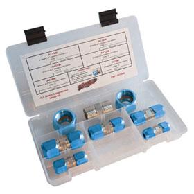 SUR&R Metric A/C Compression Union Kit - AC50M