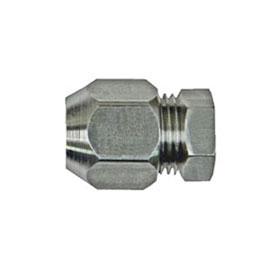 """SUR&R Auto Parts 3/4"""" A/C Compression Block Off - AC34CB"""
