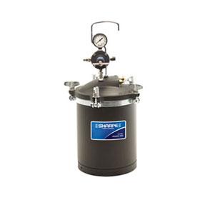 Sharpe 2.5 Gallon Pressure Pot with Single Regulator - 24A555