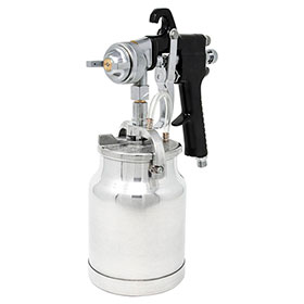 AES 2.0mm Siphon Feed Spray Gun and Dripless Cup - 102