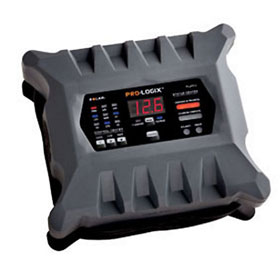 Solar Pro-Logix 10/6/2A Intelligent Battery Charger/Maintainer