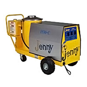 Steam Jenny 1500 Psi Oil Fired Pressure Washer 220V 1Ph