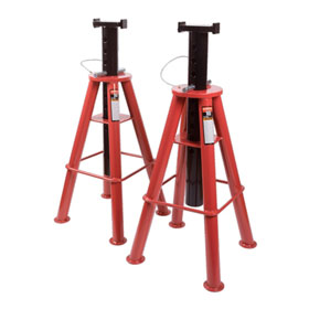 Sunex Tools 10 Ton High Height Jack Stands - 1410