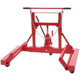 Sunex Tools 1500 LB. Hydraulic Wheel Dolly - 1501