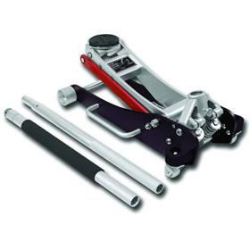 Sunex Tools 2 Ton Capacity Aluminum Service Jack With Quick Lifting System - 6602ASJ
