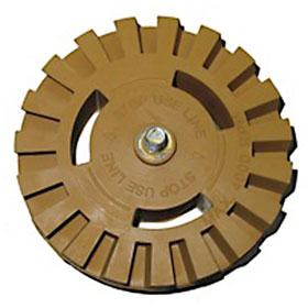 Transtar Stripe Removal Tractor Wheel, 4-inch Wheel - 6673