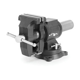 "Titan Tools 5"" Swivel Vise - 22012"
