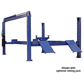 Tuxedo 14,000 LB Four Post Alignment Lift, Chain Driven - FP14KA