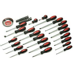 Titan Tools 42pc Screwdriver Set - 17242