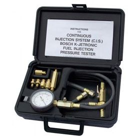 Tool Aid C.I.S. K-Jetronic Fuel Injection Tester in Storage Case - 33865