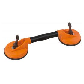 Tool Aid Lever Activated Double Suction Cup - 87370