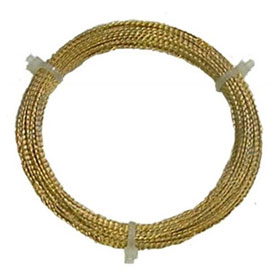 Tool Aid Braided, Golden, Windshield Cut-Out Wire - 87425