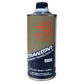 Transtar 2K Hi-Performance Acrylic Urethane Primer Activator Quart - 6934