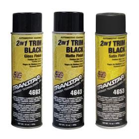 Transtar 2 in 1 Trim Black