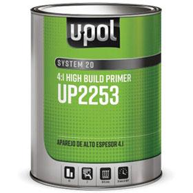 U-POL 2K HS Build Gray Primer 4:1