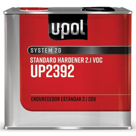U-POL System 2.1 VOC Standard Hardener - UP2392