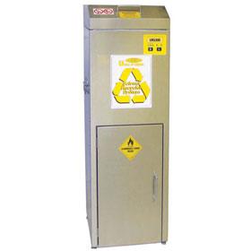 Uni-Ram Mini Solvent Recycler 2.5 Gallon Distillation Tank - URS300