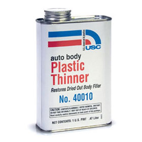 "USC Auto Body Plastic Thinner, ""Honey"" - 40010"