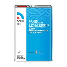 USC 30 Clearcoat 2.1 VOC