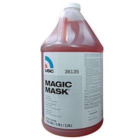 USC Magic Mask Professional Overspray Masking Liquid - 36135