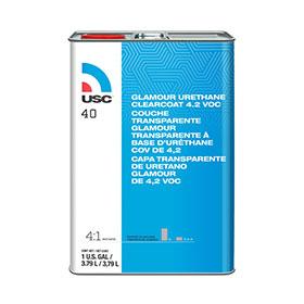 USC 40 Glamour Urethane Clearcoat