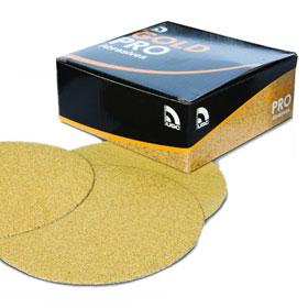 """USC Gold Pro 6"""" Velcro Discs"""