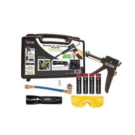 Uview SpotGun Jr. UV Phazer Black Leak Detection Injection Kit w/ExtenDye - 332005A